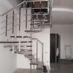 Лестницы на больцах: фото 1