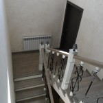 Лестницы с площадкой: фото 1