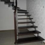 Лестницы на больцах: фото 13