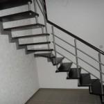 Лестницы на больцах: фото 15