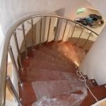 Лестницы на больцах: фото 16