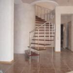 Лестницы на больцах: фото 18