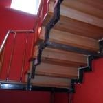 Лестницы на косоурах: фото 19