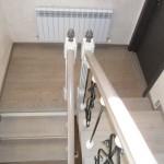 Лестницы с площадкой: фото 2