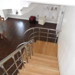 Лестницы с площадкой: фото 23