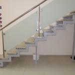Лестницы на косоурах: фото 24