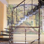 Лестницы на косоурах: фото 26