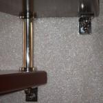 Лестницы на больцах: фото 27