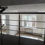 Лестницы с площадкой: фото 27