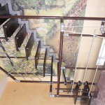 Лестницы на косоурах: фото 29