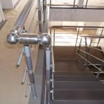 Лестницы с площадкой: фото 30