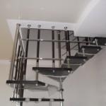 Лестницы на больцах: фото 3
