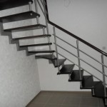 Лестницы на косоурах: фото 2