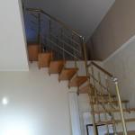 Лестницы с поворотом 90 градусов фото 3