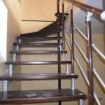 Лестницы на косоурах: фото 32