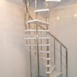 Лестницы на больцах: фото 36
