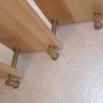 Лестницы на больцах: фото 44