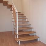 Лестницы на больцах: фото 51
