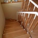 Лестницы на больцах: фото 58