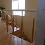 Лестницы на больцах: фото 61