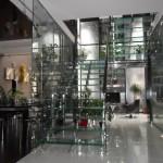 Лестницы из стекла: фото 6