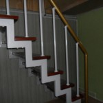 Лестницы на косоурах: фото 7