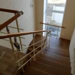 Лестницы с площадкой: фото 8
