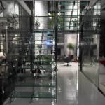 Лестницы с площадкой: фото 9