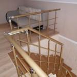 Лестницы на больцах: фото 9
