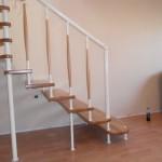 Лестницы с поворотом 90 градусов фото 11