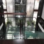 Лестницы из стекла: фото 1