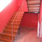 Лестницы с площадкой: фото 13