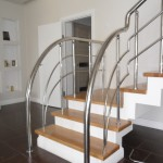 Лестницы с поворотом 90 градусов фото 14