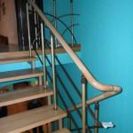 Лестницы на косоурах: фото 15
