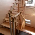 Лестницы с площадкой: фото 17
