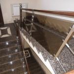 Лестницы с площадкой: фото 21