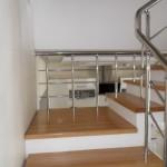 Лестницы с площадкой: фото 22