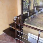 Лестницы на косоурах: фото 28