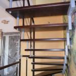 Лестницы на косоурах: фото 30