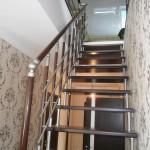 Лестницы на больцах: фото 31