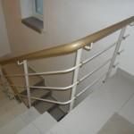 Лестницы с площадкой: фото 3