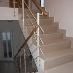 Лестницы с площадкой: фото 4