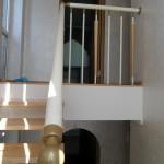 Лестницы на больцах: фото 49