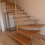 Лестницы на больцах: фото 5