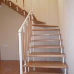 Лестницы на больцах: фото 53