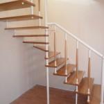 Лестницы на больцах: фото 54