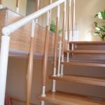 Лестницы на больцах: фото 56