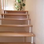 Лестницы на больцах: фото 57