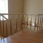 Лестницы на больцах: фото 59