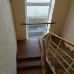 Лестницы с площадкой: фото 7